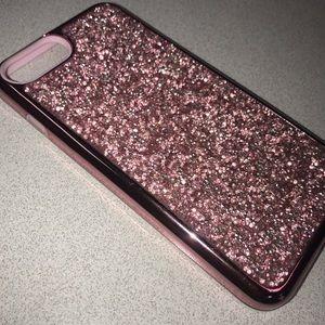iPhone 7 Plus Sparkly Glitter Phone Case